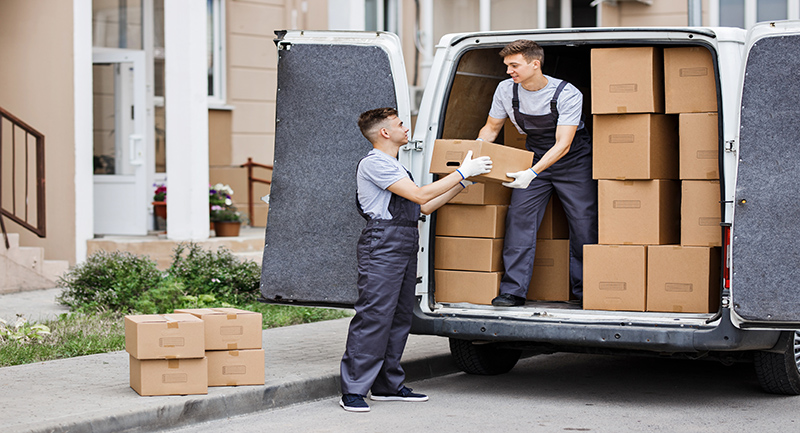 Man And Van Removals in Winchester Hampshire